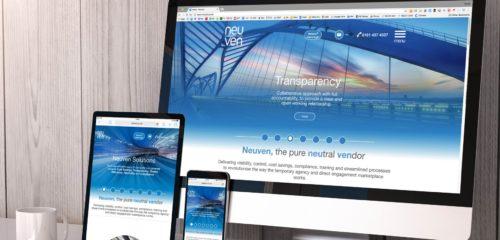 Neuven Launch New Website